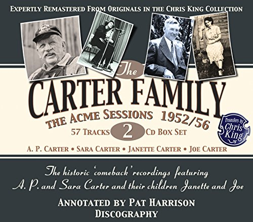 The Acme Sessions 1952-56 from JSP