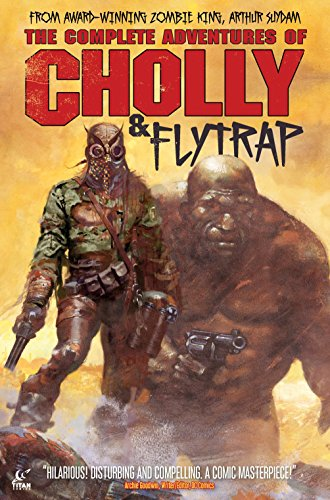The Adventures of Cholly & Flytrap from Titan Comics