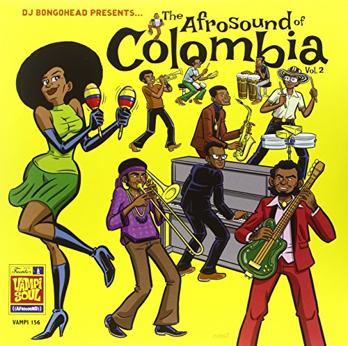 The Afrosound of Colombia, Vol.2 [VINYL]