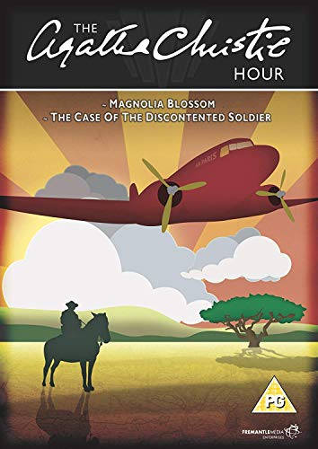 The Agatha Christie Hour - Magnolia Blossom / The Case Of The Discontented Soldier [DVD] from Fremantle Home Entertainment