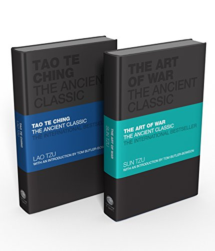 The Ancient Classics Collection: The Art of War & Tao Te Ching (Capstone Classics) from Capstone