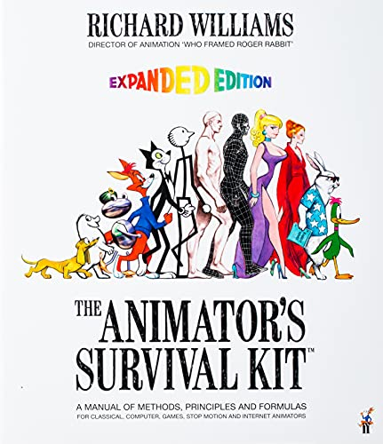 The Animator's Survival Kit from Faber & Faber