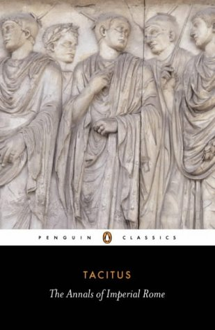 The Annals of Imperial Rome (Classics) from Penguin Classics