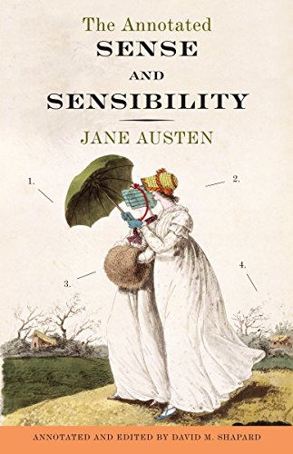 The Annotated Sense and Sensibility from Anchor Books