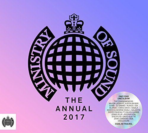 The Annual 2017 from Ministry of Sound