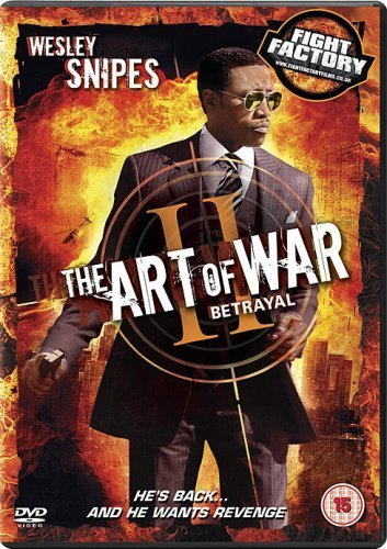 The Art Of War 2 - Betrayal [DVD] [2009] from Sony Pictures Home Entertainment