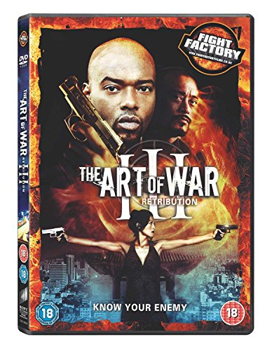 The Art Of War 3 - Retribution [DVD] [2009] from Sony Pictures Home Entertainment