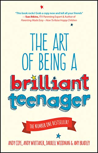 The Art of Being a Brilliant Teenager from Capstone