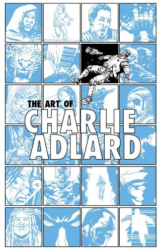 The Art of Charlie Adlard from Image Comics