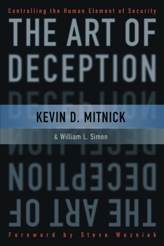 The Art of Deception: Controlling the Human Element of Security from Wiley