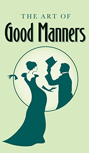 The Art of Good Manners (Gift Book) from The Bodleian Library