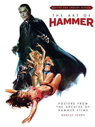 The Art of Hammer - Posters from the Archive of Hammer Films (Updated Edition) from #N/A
