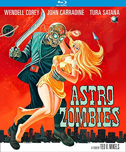 The Astro-Zombies (with optional RiffTrax) [Blu-ray] from KINO INTERNATIONAL