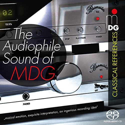 The Audiophile Sound Of MDG - 28 Different Recordings from MDG