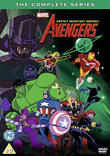 The Avengers: Earth's Mightiest Heroes, Vol. 1-8 [DVD] [2010] from Walt Disney Studios Home Entertainment