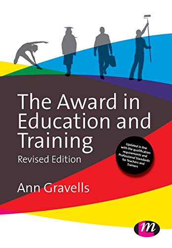 The Award in Education and Training (Further Education and Skills) from Learning Matters Ltd