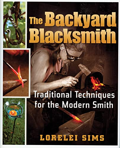 The Backyard Blacksmith from Crestline