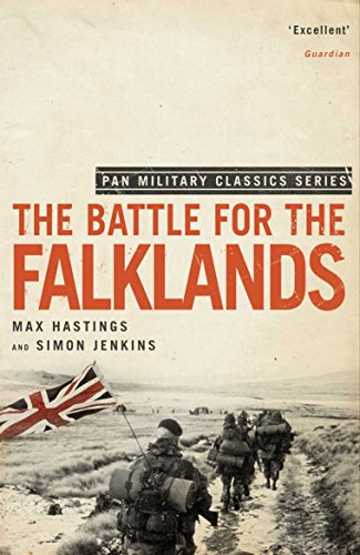 The Battle for the Falklands (Pan Military Classics) from Pan