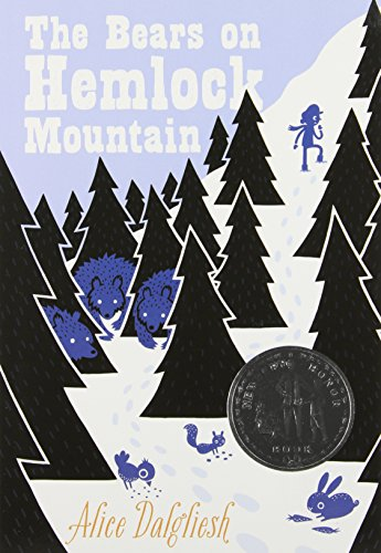 The Bears on Hemlock Mountain (Ready-For-Chapters) from Aladdin Paperbacks