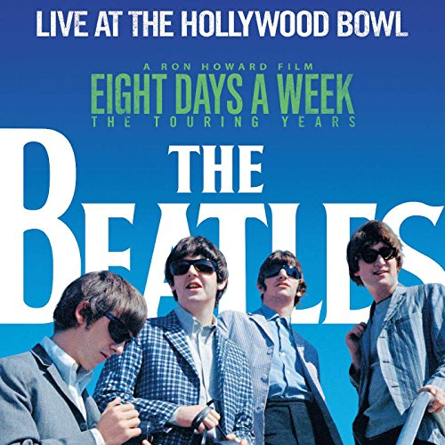 The Beatles: Live At The Hollywood Bowl from APPLE CORPS LTD