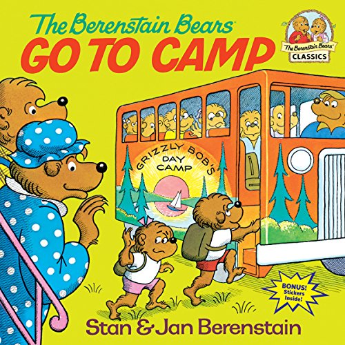 The Berenstain Bears Go to Camp (First Time Books(R)) from Random House Books for Young Readers