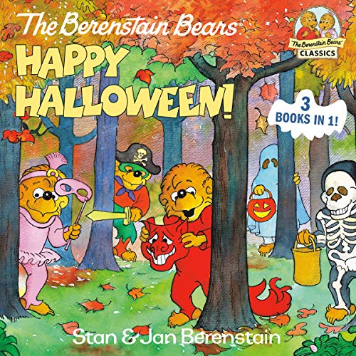 The Berenstain Bears Happy Halloween! (First Time Books(R)) from Random House Books for Young Readers