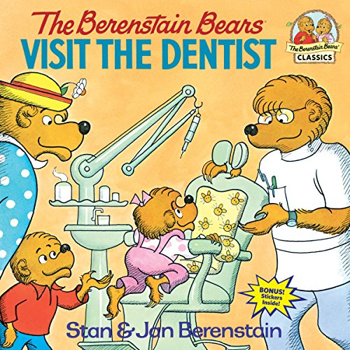 The Berenstain Bears Visit the Dentist (First Time Books(R)) from Random House Books for Young Readers