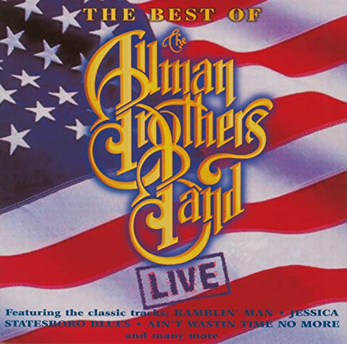 The Best Of The Allman Brothers Live from SPECTRUM INT.