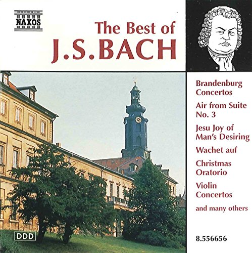 The Best of Bach from NAXOS