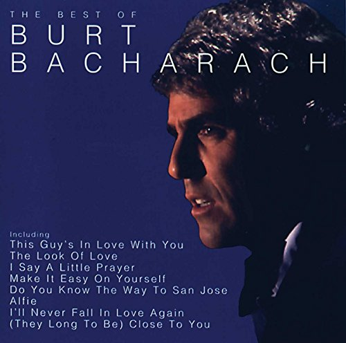 The Best of Burt Bacharach from A&M (Polydor)