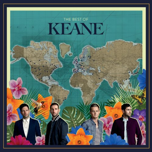 The Best of Keane from ISLAND
