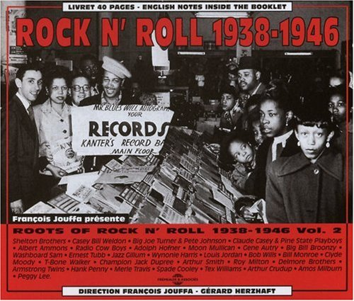 The Best of Rock 'n' Roll Vol.2 1938-1946