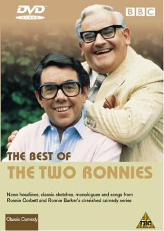 The Best of the Two Ronnies - Volume 2 [DVD] from 2 Entertain Video