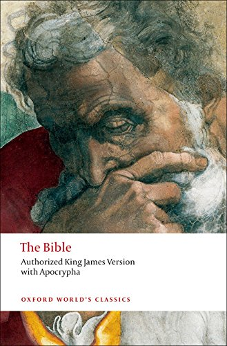 The Bible: Authorized King James Version (Oxford World's Classics) from OUP Oxford