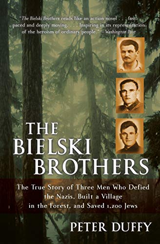 The Bielski Brothers from HarperCollins (USA)