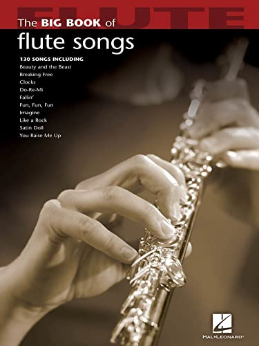 Big Book Of Flute Songs (Big Book (Hal Leonard)) from Hal Leonard