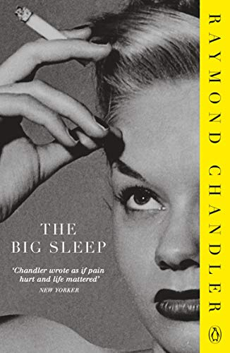 The Big Sleep (Phillip Marlowe) from Penguin