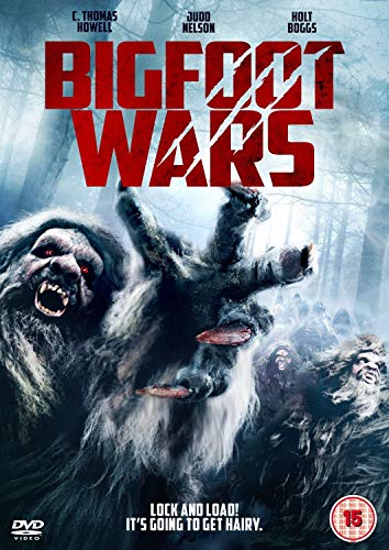 The Bigfoot Wars [DVD] from Spirit Entertainment Limited