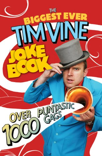 The Biggest Ever Tim Vine Joke Book from Century
