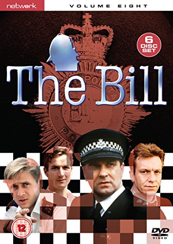 The Bill - Volume 8 [DVD] from Network