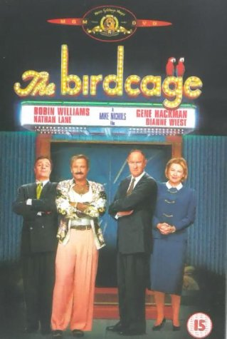 The Birdcage [DVD] [1996] from Twentieth Century Fox