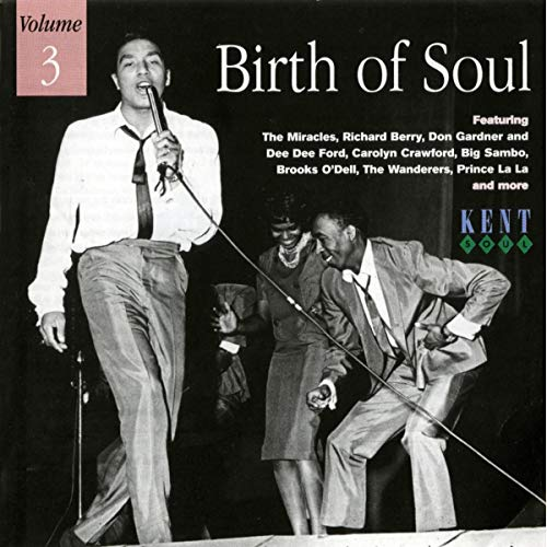 The Birth of Soul Vol.3 from KENT