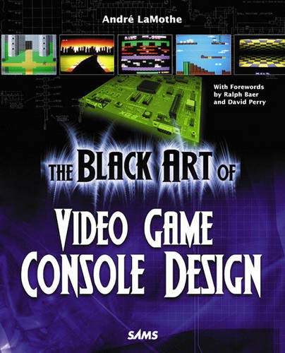 The Black Art of Video Game Console Design from Sams