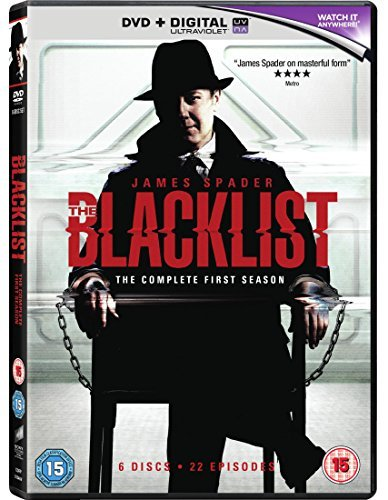 The Blacklist - Season 1 [DVD] from Sony Pictures Home Entertainment