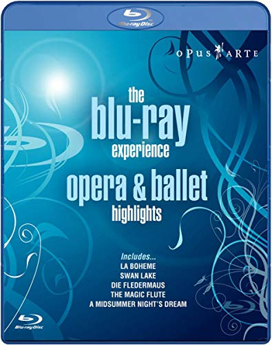The Blu-ray Experience: Opera & Ballet Highlights [DVD] [2010] from Opus Arte