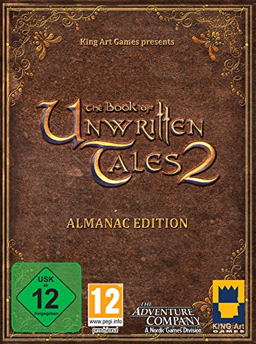 The Book Of Unwritten Tales 2 - Almanac Edition [German Version] from Nordic Games