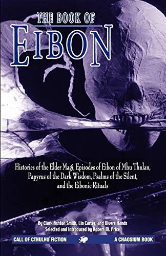 The Book of Eibon from Chaosium Inc.,U.S.