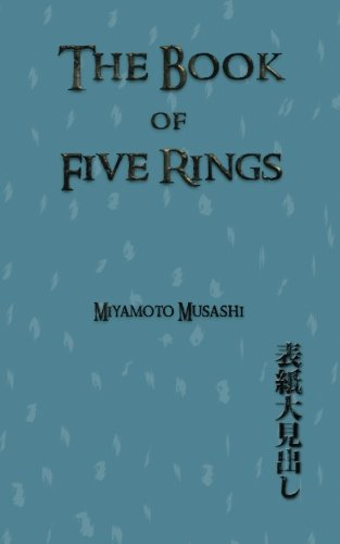 The Book of Five Rings from Rough Draft Printing