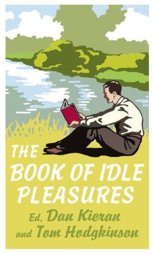 The Book of Idle Pleasures from Ebury Press