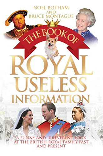 The Book of Royal Useless Information from John Blake Publishing Ltd